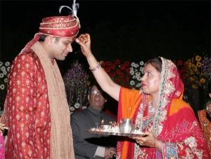 Wedding Aarti