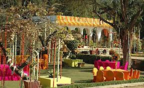 Samode Bagh-Wedding Destinations in Jaipur