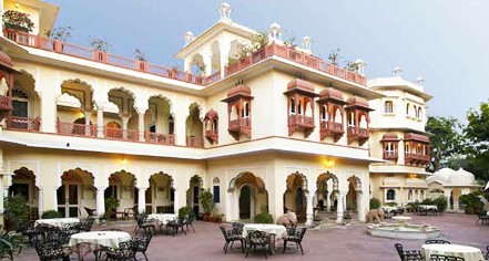 Wedding Destinations, Alsisar Haveli in Jaipur