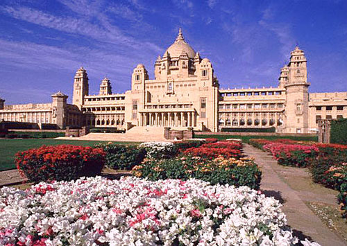 Wedding Destinations, Umaid Bhavan in Jodhpur