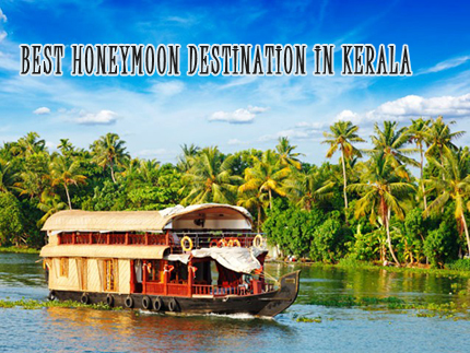 best Honeymoon Destination in Kerala