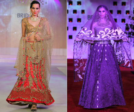Bridal Asia and Vivaha exhibitions