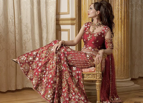 Best Indian Bridal Outfits