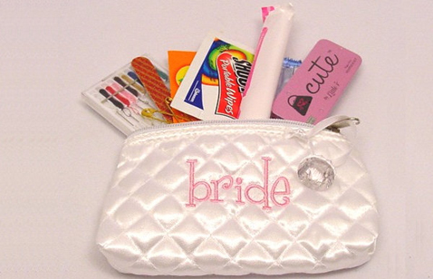 Indian Bride's Emergency Kit