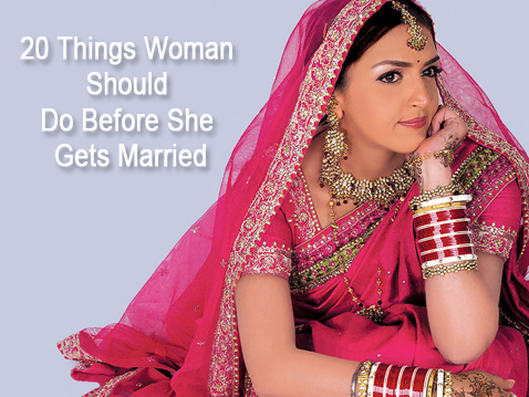 Things-Indian-Woman-Gets-Married