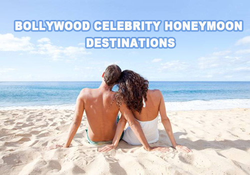 Bollywood Celebs favorite honeymoon destinations