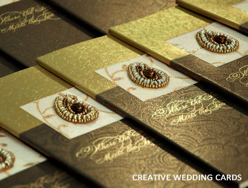 Cheap Creative Wedding Cards