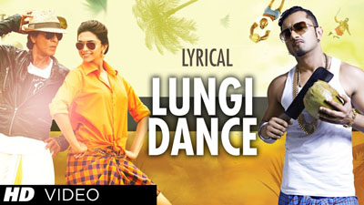 Lungi Dance, Chennai Express