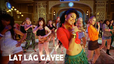 Lat Lag Gayee, Race 2
