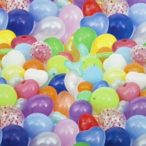 Balloons Birthday Party