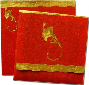 Indian Wedding Cards Designs