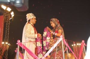 Wedding Jai Mala