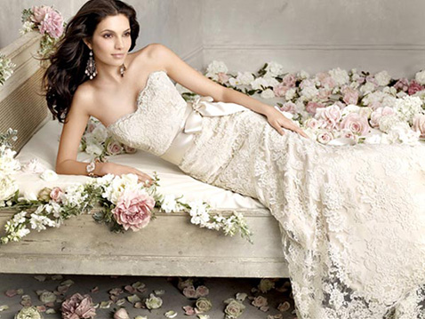 Expensive Wedding Gowns Celebrity