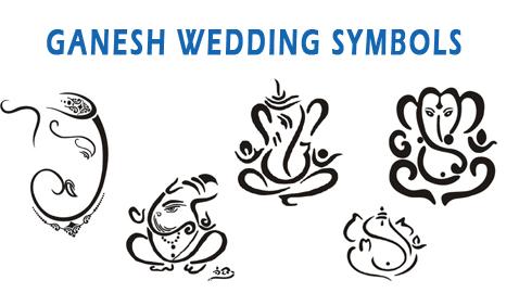 Ganesh Wedding Symbols