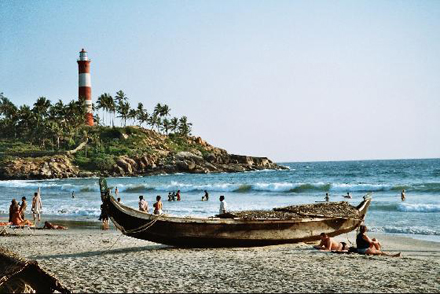 Kovalam beaches