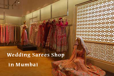 Wedding Sarees Shop in Mumbai