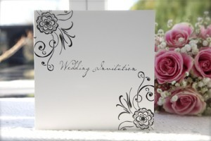 Ordering Your Wedding Cards
