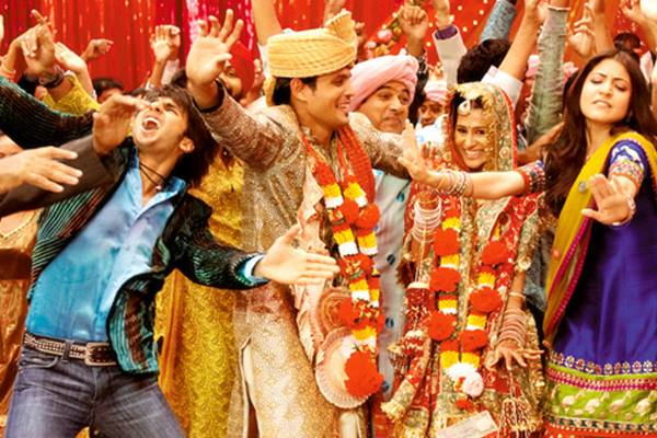 Best Bollywood Songs for Indian Wedding