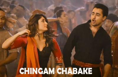 Chingam Chabake, Gori Tere Pyaar Mein