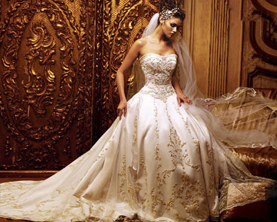Bridal Formal Gown