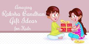 Kids Raksha Bandhan Gift Ideas - Baby Rakhi Gift India