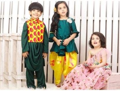 Best Rakhi Clothing for Children