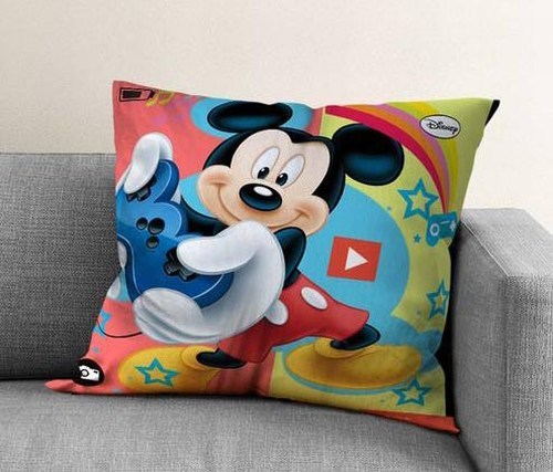 Personalized Cushion Cover for Kids Birthday Party