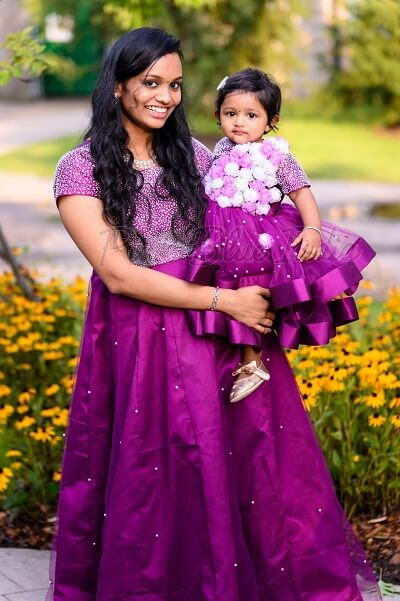 Mommy and Me Dresses for Photoshoot